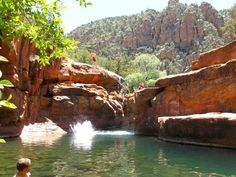 4 kid-friendly hikes in Arizona ... kid friendly is about my style...