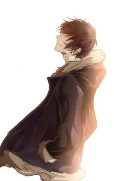 Izaya Orihara - Kudos to the artist for this spectacular art