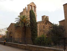 Monestir de Sant Pau del Camp, a Barcelona (Catalonia)