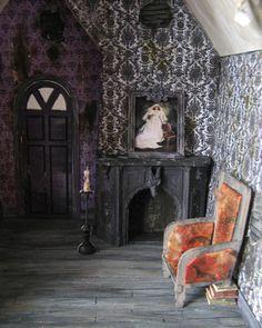 Les 46 Meilleures Images De Dark Place Maison Hantee Le Manoir