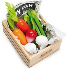 Le Toy Van Honeybake Harvest Vegetables
