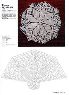 World crochet: Napkin 426 Crochet Snowflake Pattern, Crochet Doily Diagram, Crochet Mandala, Crochet Chart, Thread Crochet, Filet Crochet, Crochet Motif, Crochet Stitches, Crochet Patterns
