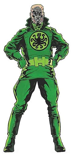 Baron Wolfgang von Strucker is a fictional character, a supervillain in the Marvel Comics universe. Created by Stan Lee and Jack Kirby, he first appeared in Sgt. Fury and his Howling Commandos #5 in 1964. A former Nazi officer, was one of the leaders of Hydra and an enemy of S.H.I.E.L.D., the Avengers, and the interests of the United States of America and of the free world in general. He was physically augmented to be nearly ageless and was seemingly killed in the past to return to plague…