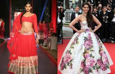 India's biggest film industry, Bollywood, is always buzzing with fashionable actress. Sonam Kapoor one of the most Fashionable Indian Bollywood celebrity.
