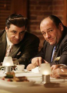 Silvio and Tony.