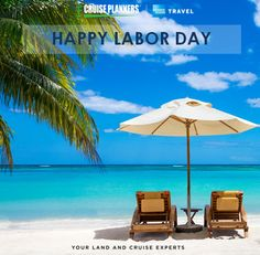 Sit back and relax on this Labor Day! Enjoy the day no matter where you are!