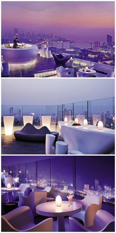 City Secrets l Urban Rooftop Hotel Bars l www.shoplatitude.com/blog: