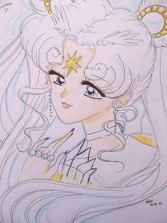 Sailor Cosmos by ~jcqshenry on deviantART