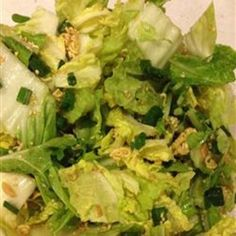#recipe #food #cooking Million Dollar Chinese Cabbage Salad food-and-drink