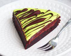 Vegansk dammsugare-kladdkaka Aquafaba, Fika, Candy, Cookies, Desserts, Sweet, Biscuits, Deserts, Sweets