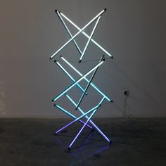 James Clar | Tensegrity Sculptures (2009 – current)