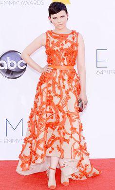 #GinniferGoodwin in Monique Lhuillier #Emmys