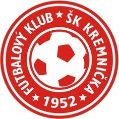 1952, ŠK Kremnička (Slovakia) #ŠKKremnička #Slovakia (L18353) Astros Logo, Houston Astros, Team Logo, Badge, Soccer Teams, Football, Logos, San, Club