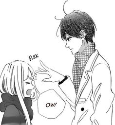 Anyone know what manga this is? Anime Couples Drawings, Anime Couples Manga, Anime Cosplay, Kawaii Anime, Anime Girls, Nouveau Manga, Wie Zeichnet Man Manga, Manga Anime, Cute Anime Coupes