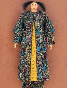 ArtSlant - Art Dolls by Charla Khanna