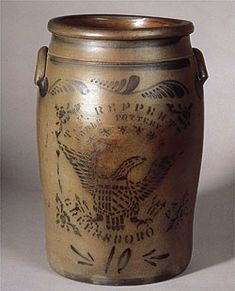 Salt Glaze Pottery Pennsylvania | Fig. 1: 1885 Tiffany and Company Great Seal. Photography courtesy of ...