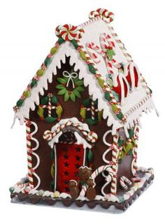 Gingerbread Cottage from I Love Christmas
