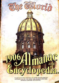 The World Almanac and Encyclopedia 1906