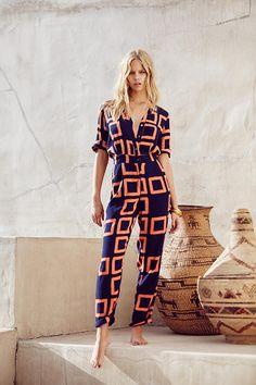 Mister Zimi | Resortwear Fashion | Summer Trends | Patterned jumpsuit | Visit Travelshopa