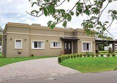 Seratti y Saviotti Arquitectos - Casa estilo clásico campo argentino - PortaldeArquitectos.com: