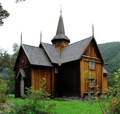 Nore stavkyrkje, Numedal i Buskerud