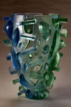 Cast Glass Forms