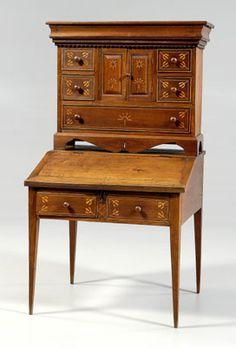 plantation desk