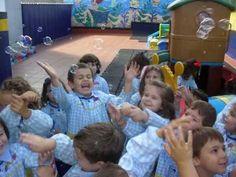 ¡Ya estamos en P4!  - Ed.Infantil 4 años - Colegio Lar 14/15