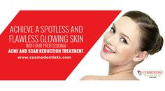 Facial scars can be a result of various causes, for instance, accidental injuries, skin conditions like acne and chicken pox, or even oral and maxillofacial surgery procedures done earlier. Visit http://goo.gl/L06S4C ScarReductionTreatment Noida