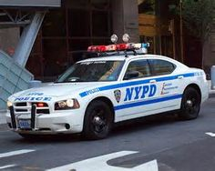 NYPD Police Charger