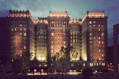 Tiffany Tower Oklahoma City | Hilton Hotel - Oklahoma City Oklahoma Real Estate OKC Oklahoma City ...