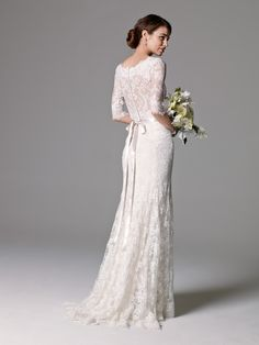 @watterswtoo Riviera Wedding Dress.