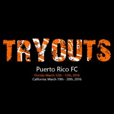 Professional soccer trials in Florida and California for the North America Soccer League. Puerto Rico FC First Ever Open Tryout   NASL #PuertoRico #PR #Soccer #NASL #Tryouts #Futbol #FL #CA