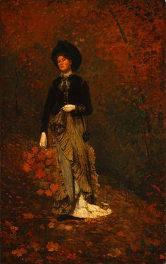 Winslow Homer, Autumn