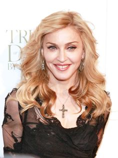 Madonna's Long Layers