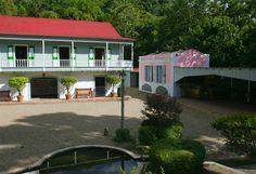 haciendas cafetaleras de puerto rico | ... la Hacienda Buena Vista, Fideicomiso de Conservación de Puerto Rico