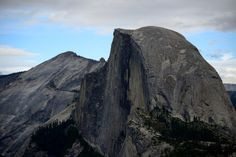 superbnature:  Half Dome Yosemite National Park California. by...