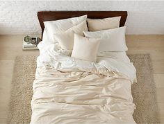 Image for color wash bedding collection from Calvin Klein