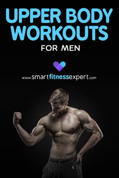 Upper Body Workout Routine, Workout Routine For Men, Workout For Beginners, Exercises, Workouts, Best Multivitamin, Ripped Body, Overhead Press, Workout Session