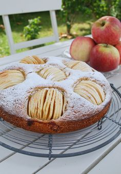 . Apple Desserts, No Bake Desserts, Dessert Recipes, Apple Cakes, Apple Farm, Apple Orchard, Cupcake Cakes, Cupcakes, Apple Harvest