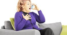 Asthma is a common long term inflammatory disease of the airways of the lungs. It affects an estimated 34 million people in the U. Symptoms include coughing, shortness of breath, and chest tightness. Asthma Symptoms, Shortness Of Breath, S Pic, Health And Safety, Lunges, Children, People, Leaky Gut, Folk
