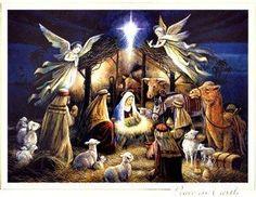 Happy Birthday, Jesus. Joy to the world!!