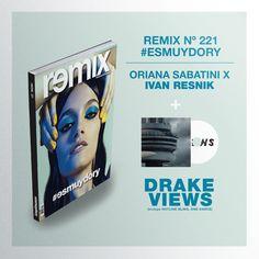 Tapa Remix 221 #EsMuyDory | Oriana Sabatini x Ivan Resnik