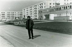 Halle Neustadt  1969