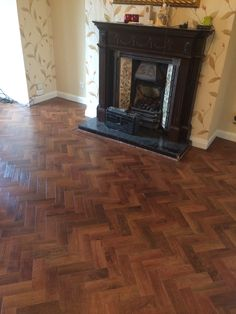 Karndean Loose Lay Country Oak In The Bedroom Supplied By