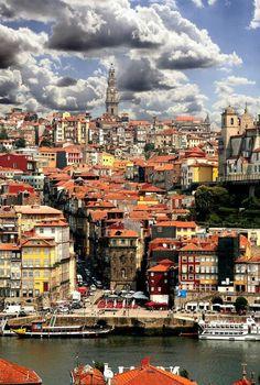 Porto, Portugal. Next destination on my list