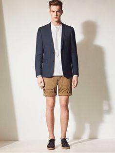 Sandro Spring/Summer 2013 Lookbook