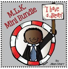 MLK FREEBIE! Thought-provoking questions, poem prompts and other activities to celebrate the life and influence of Dr. King!