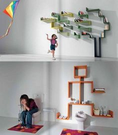 8 Silly Shelf Sets Take Colorful Turns Entertaining Children