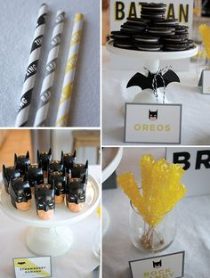 Batman Birthday Party Feature